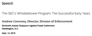 hire an SEC whistleblower lawyer