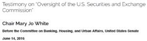SEC whistleblower award program