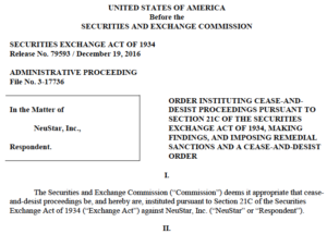 impeding SEC whistleblowers