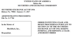 SEC whistleblower award waiver
