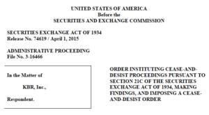 discouraging SEC whistleblowers