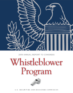whistleblower award program